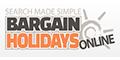 Bargain Holidays voucher