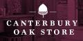 Canterbury Oak Store promo code