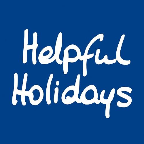 Helpful Holidays discount code