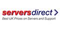 Servers Direct discount code